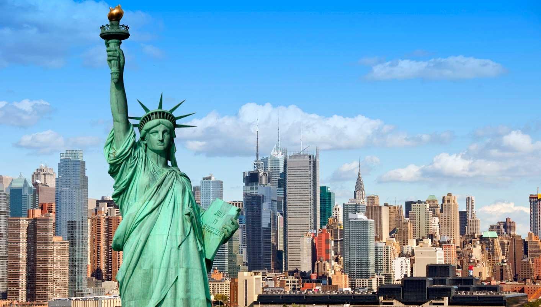 Leste e Chicago Econômico com New York fim Washington - AMÉRICAS 2019/2020